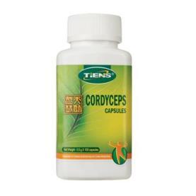 Cápsulas de Cordyceps